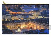 Lisbon At Night Portugal Carry-all Pouch