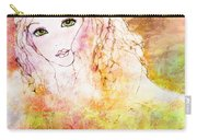 Listen To The Colour Of Your Dreams Carry-all Pouch