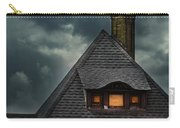 Lit Attic Window Carry-all Pouch
