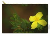 Lit Flower Carry-all Pouch