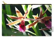 Lit Up Orchid Carry-all Pouch