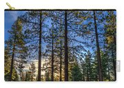 Lit Up Trees Carry-all Pouch