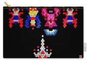 Lite Brite - Galaga Carry-all Pouch