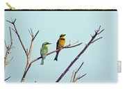 Little Bee-eaters Carry-all Pouch
