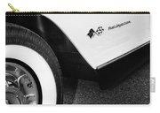 Little Black Corvette Palm Springs Carry-all Pouch