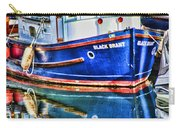 Little Blue Boat Hdr Carry-all Pouch