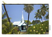 Little Blue Church Kona Carry-all Pouch