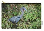 Little Blue Heron 2 Carry-all Pouch