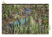 Little Blue Heron 3 Carry-all Pouch