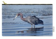 Little Blue Heron Egretta Caerulea Carry-all Pouch