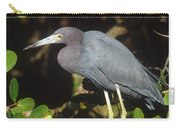 Little Blue Heron Florida Carry-all Pouch