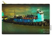 Little Blue Tug - New York City Carry-all Pouch