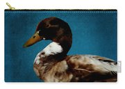 Little Brown Duck Carry-all Pouch