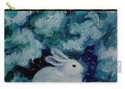 Little Bunny Foo Foo Carry-all Pouch