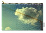 Blue Sky Cloud  Carry-all Pouch