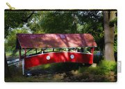 Little Covered Bridge Carry-all Pouch