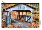 Little Covered Bridge II Carry-all Pouch