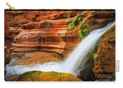 Little Deer Creek Fall Carry-all Pouch by Inge Johnsson
