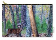 Little Deer In Autumn Carry-all Pouch