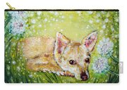 Little Dog Named Fern Carry-all Pouch