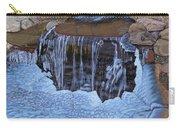 Little Frozen Waterfall Carry-all Pouch