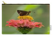 Little Glassywing Skipper Butterfly Carry-all Pouch