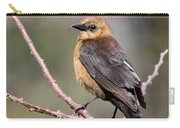 Little Grackle In A Big World Carry-all Pouch