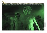 Aliens And Ufo 6 Carry-all Pouch
