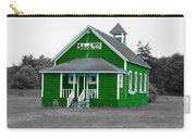 Little Green School House Carry-all Pouch