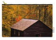 Little Greenbrier Schoolhouse In Autumn  Carry-all Pouch