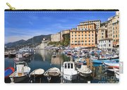 little harbor in Camogli Carry-all Pouch