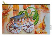 Little Harvest Wagon Carry-all Pouch