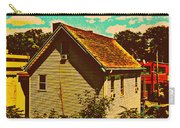 Little House - The World Around New York City Carry-all Pouch