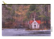 Little House On The Lake Carry-all Pouch