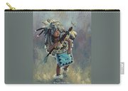 Little Kootenai Dancer Carry-all Pouch