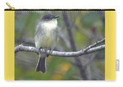 Little Lady Eastern Kingbird 4 Carry-all Pouch