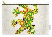 Little Lizard - Animal Art Carry-all Pouch