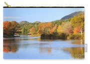 Little Long Pond And Bubbles Mount Desert Island Maine Carry-all Pouch
