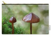Little Mushroom Reflections Carry-all Pouch
