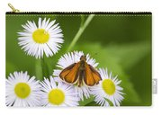 Little Orange Skipper Carry-all Pouch