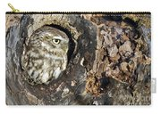 Little Owl 4 Carry-all Pouch