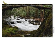 Little Pigeon River In The Smokies Carry-all Pouch