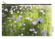 Little Pink Daisies  Carry-all Pouch