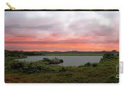 Little Pond Near The Ocean Panorama Carry-all Pouch