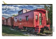 Little Red Caboose Carry-all Pouch