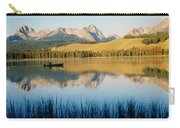 Little Red Fish Lake, Stanley, Idaho Carry-all Pouch