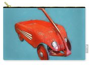 Little Red Wagon Carry-all Pouch