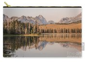 Little Redfish Lake Reflections Carry-all Pouch