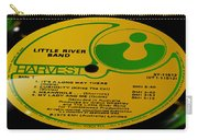 Little River Band It's A Long Way There Side 1 Carry-all Pouch