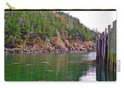Little River In Digby Neck-ns Carry-all Pouch